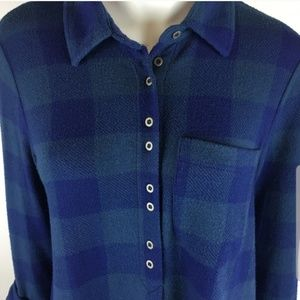 Soft Surroundings Tops - Soft Surroundings Mad About Plaid tunic top